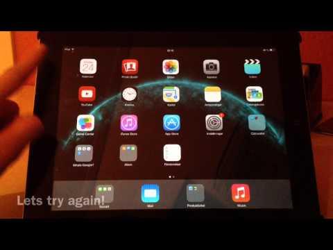 iPad 2 / 3 / 4 / Mini / Air Screenshot Hack iOS 8 / 8.0.2 / 7.1.2 / 7.0.4 / 7