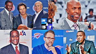 Detroit Pistons Are Finally Searching For a General Manager!!!