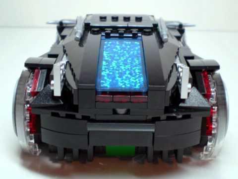 LEGO Car Collection 2011-2012