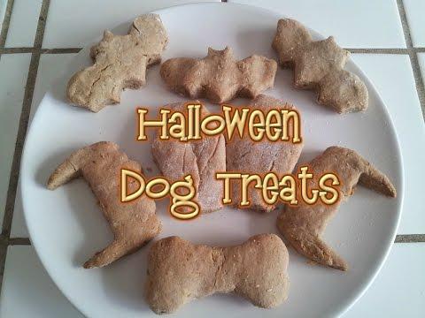 Homemade Halloween Dog Treats - Rick's Kitchen S1 Ep. 06