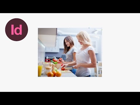 Learn How to Import & Link Images in Adobe InDesign   Dansky
