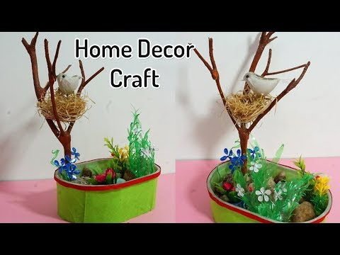 How To Make Home Decor Out Of Recycled Materials