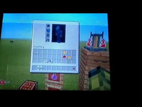 How to make and use all the potions in minecraft for the Xbox 360