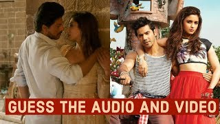Guess the Audio and Video | Bollywood
