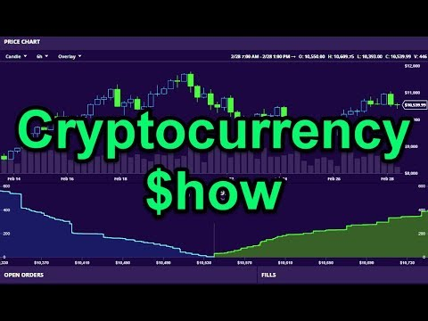 Cryptocurrency $how - Coinbase, Bitcoin, Zouk, Zcash and More