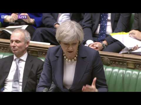 May: Brexit white paper to be published tomorrow