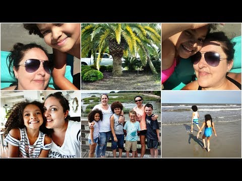 Mother's Day Beach Trip | Single Mom Chronicles | 5.16.2018