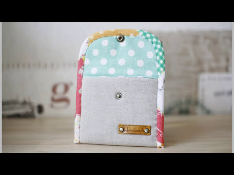 Shine Sewing Tutorial Easy Padded Coin Purse Tutorial