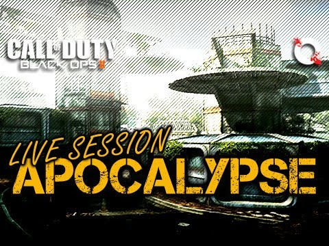 Apocalypse Live! POD: Game 1 (CALL OF DUTY BLACK OPS 2)