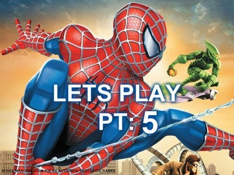 lets play spiderman friend or foe part 5