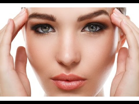 Look ten year younger. Face exercises tightening and toning the face.
