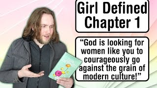 """""""Girl Defined"""" Fear the Modern Femininity Checklist 
