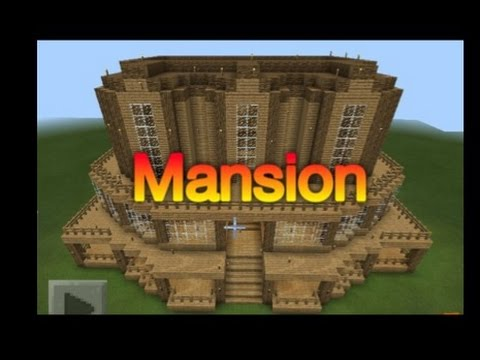How To Make The BEST Mansion
