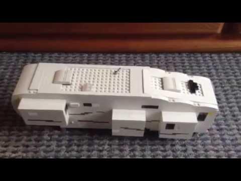 Lego Montana fifthwheel MOC