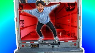 Download Escape The ABANDONED Cargo Truck! Video