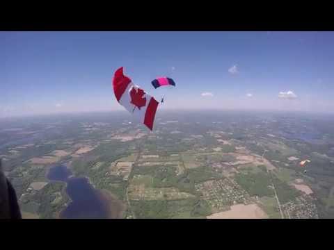 Amanda Canadian Flag 5-29-17