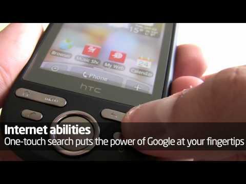 HTC Tattoo in the flesh