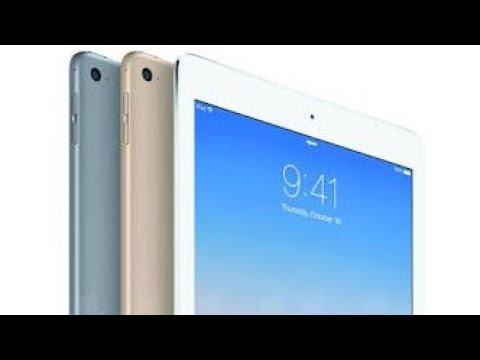 Como abrir o iPad Air A1475