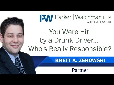 Can A Bar Or Restaurant Be Legally Responsible For Drunk Driving? – NY Attorney Brett Zekowski