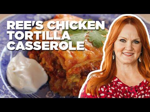 Ree's Chicken Tortilla Casserole | Food Network