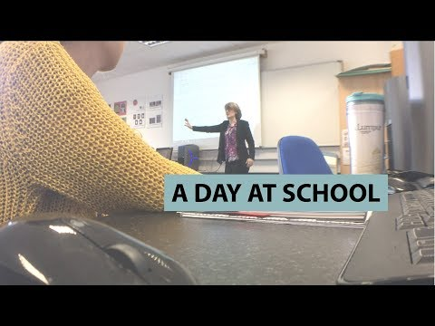 a day at school | STUDY ABROAD IN IRELAND