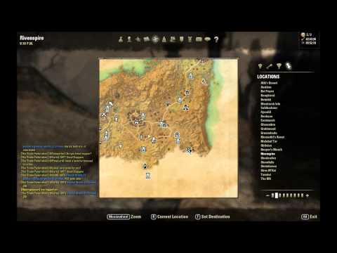 ESO: Rivenspire Treasure Map IV