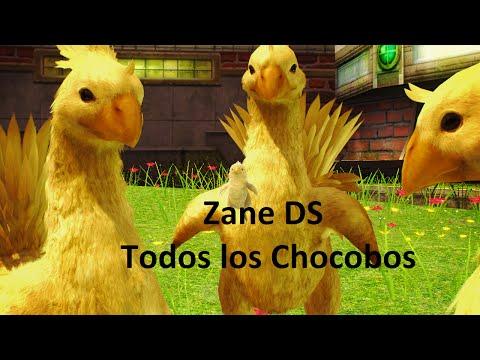 Final Fantasy XIII-2 Chocobo Todos y su localizacion