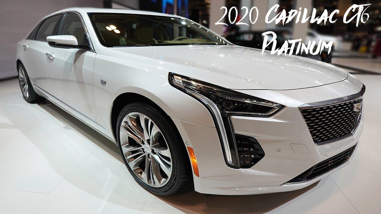 2020 Cadillac CT6 Platinum - Exterior and Interior Walkaround