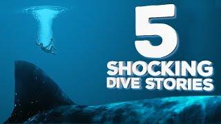 5 Shocking Dive Stories