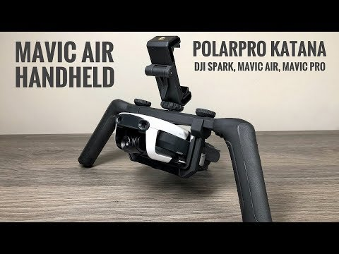 PolarPro Katana for DJI Mavic Air