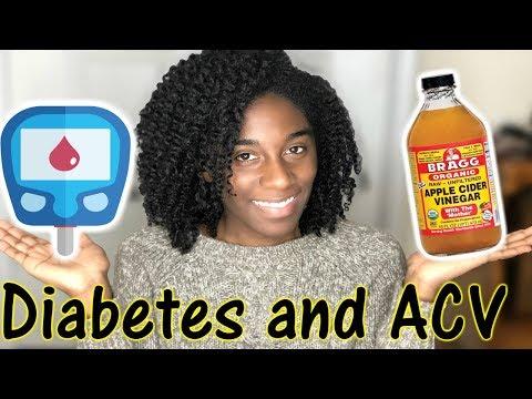 Does Apple Cider Vinegar Help With diabetes?
