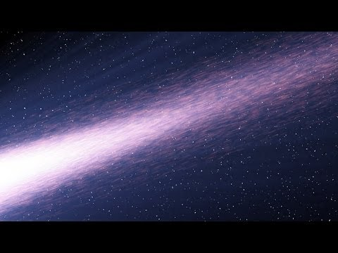Photoshop Tutorial: How to Make a COMET from Scratch!