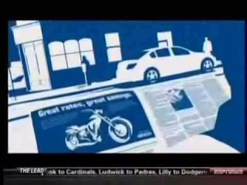 Geico Motorcycle Insurance Commercial
