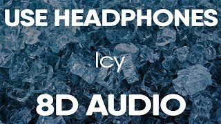 Logic - Icy (feat. Gucci Mane) (8D AUDIO)