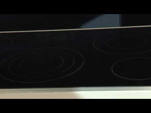 Cleaning your Ceramic Glass Cooktop