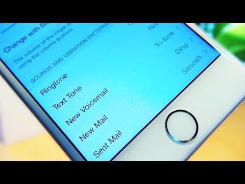 iPhone 6 Vibration Ringtones
