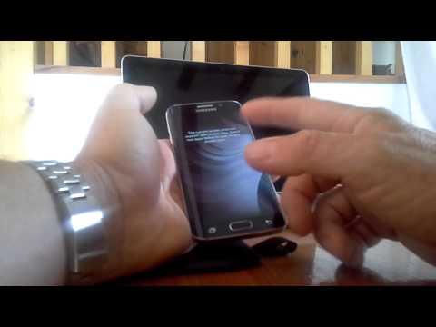 Samsung S6 Edge minor niggles