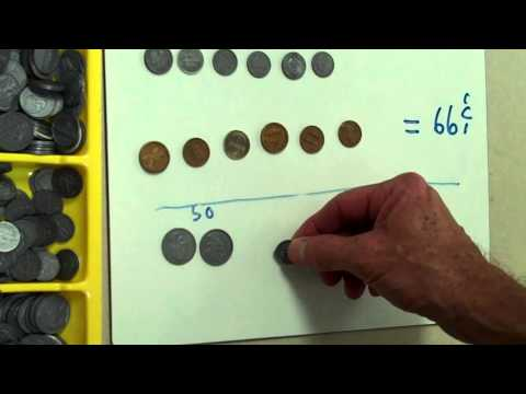 Counting Coins Quickly