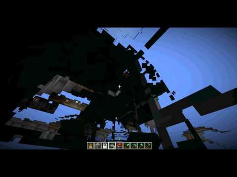 Minecraft: INVISIBLE BEDROCK!