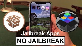 Install Jailbreak Apps Without Jailbreaking iOS 11: iPhone X - Cyrus!