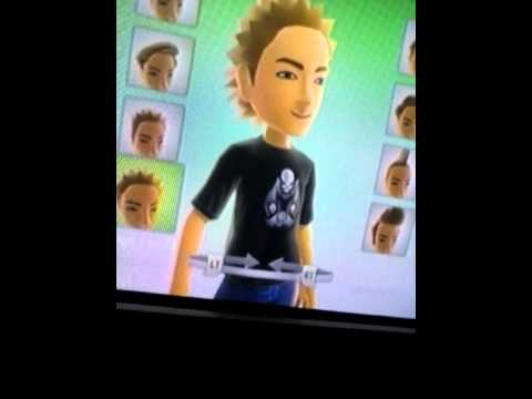 How to change your avatar on xbox360