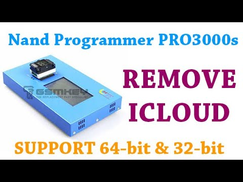 Nand Flash IC Programmer Machine for iPhone and Ipad