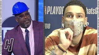 Inside the NBA Reacts to Ben Simmons Postgame Interview - Game 7   2021 NBA Playoffs