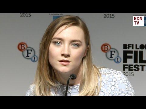 Saoirse Ronan On Brooklyn Movie Ending