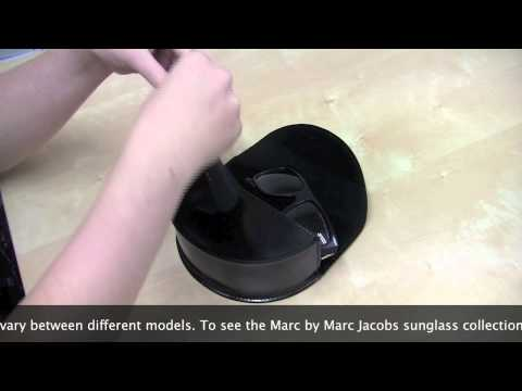 Marc by Marc Jacobs Sunglass Unboxing