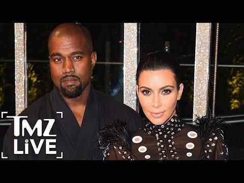 Kim And Kanye: Surrogate Mom Revealed | TMZ Live