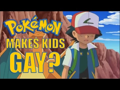 Pokemon Makes Kids Gay? - The Know