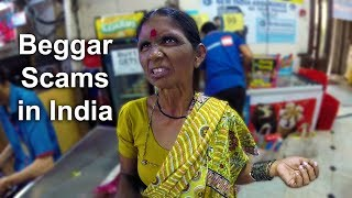 SAVED FROM A SCAMMER in India (Beggar Scam Exposed)