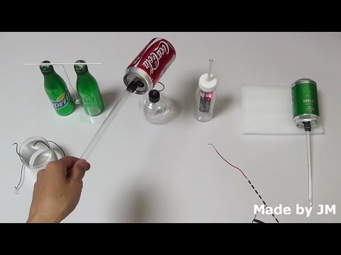 How to use a Piezo Igniter as Electrostatic Generator