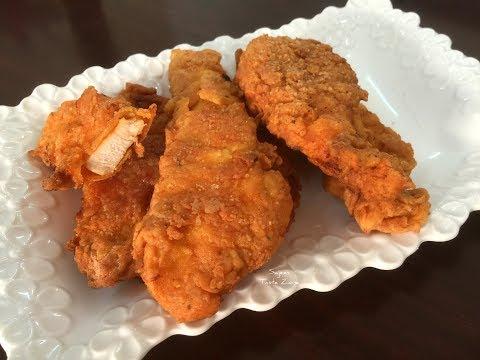 Fried Chicken | Chicken Tenders |  ഫ്രൈഡ് ചിക്കൻ